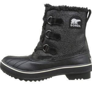 Sorel Glitter Tivoli Boots Sz. 7